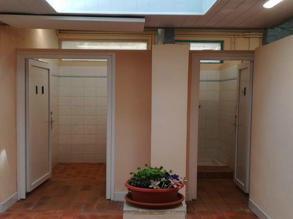 Rénovation des sanitaires