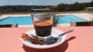 café snack