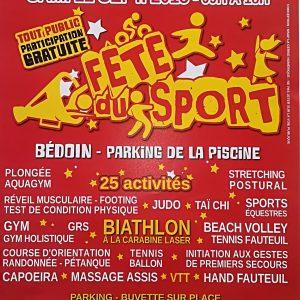 Sport fest live! 22th september