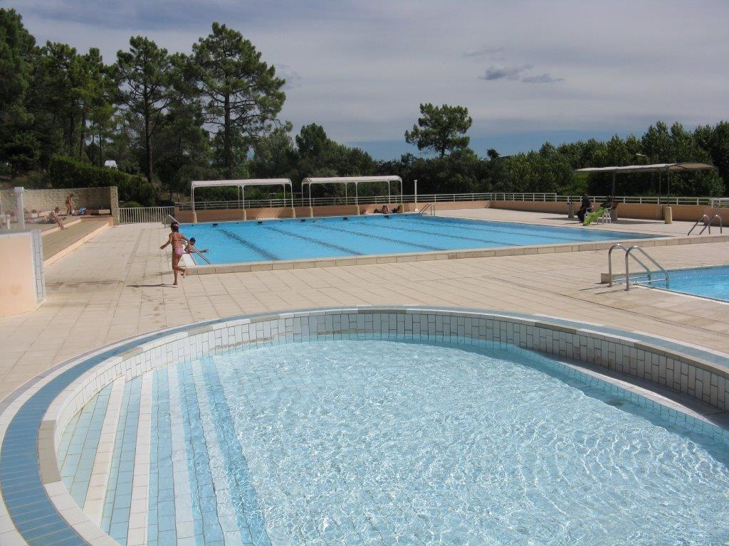 Extended opening of the aquatic area for campers